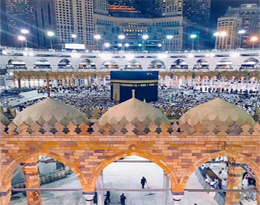 10 Nights 5 Star Easter Umrah Package 2019