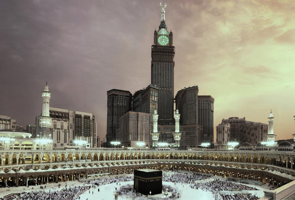 Cheap Umrah Packages All Inclusive | Discounted Deals, Luxury Hotels, VIP Flights at Travel To Haram