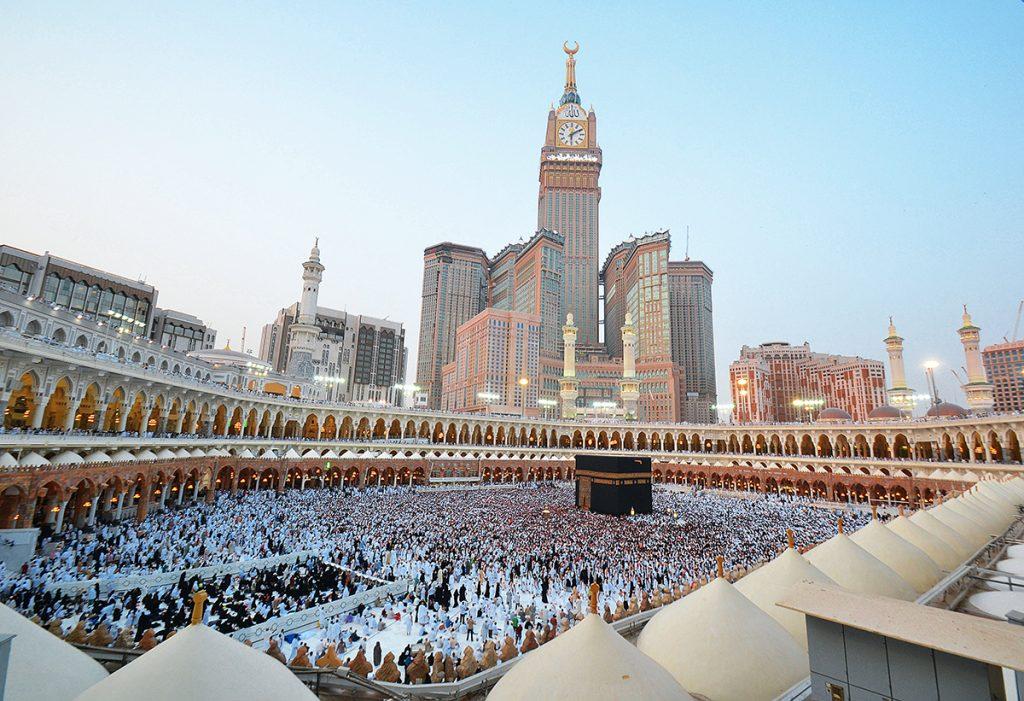 14 Days 5 Star Non Shifting Hajj